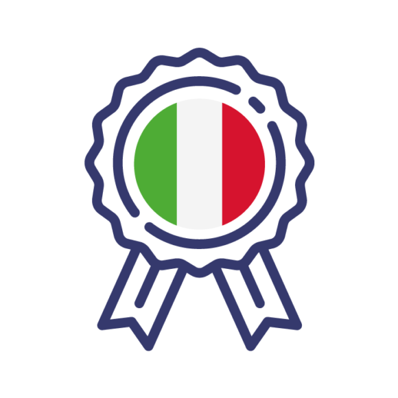Italian Certification