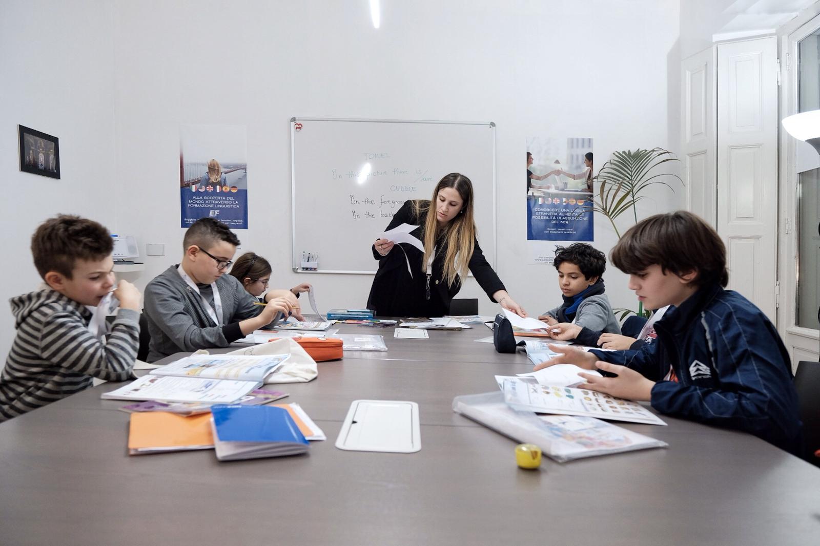 International Language Center - La scuola di lingue a Chieri